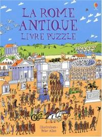 La Rome antique : Livre puzzle