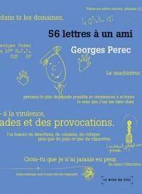 56 lettres à un ami