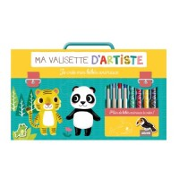 Je Cree Mes Bebes Animaux (Coll. Ma Valisetted'Artiste)