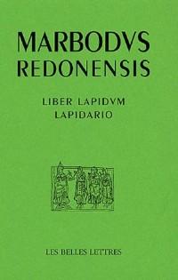 Lapidario liber lapidum : Edition bilignue latin-espagnol