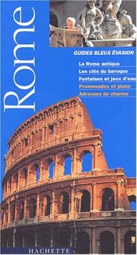 Guide Bleu Évasion : Rome