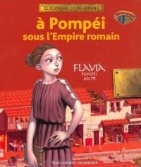 A Pompéi sous l'Empire romain : Flavia Pompéi an 79