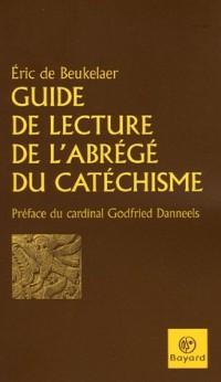 Guide de lecture de l'Abrégé du catéchisme