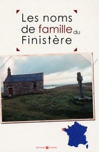 Les noms de famille du Finistère