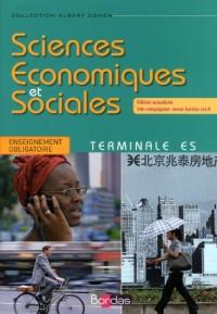 Sciances économiques et sociales Tle