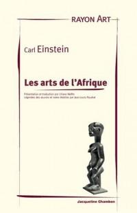 Les arts de l'Afrique