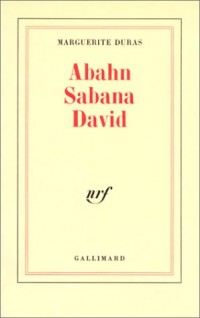 Abahn Sabana David