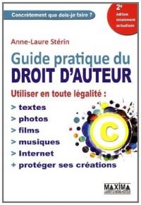 Guide Pratique du Droit d'Auteur 2ed