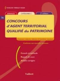 Concours d'agent territorial qualifié du patrimoine : Concours externe, interne et troisième concours