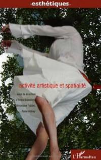 Activité artistique et spatialité