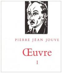 Oeuvre I : Poésie