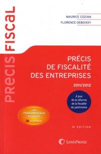Precis de Fiscalite des Entreprises 2011-2012