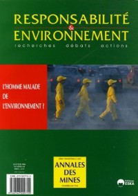 L'homme malade de l'environnement