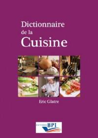 Dictionnaire de la cuisine