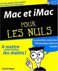 MAC et IMAC pour les nuls