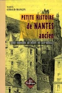 Petite histoire de Nantes ancien : Des origines au début du XIIIe siècle