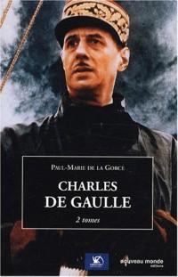 Coffret Charles de Gaulle 2vol