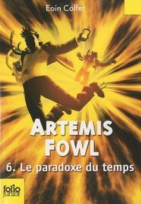 Artemis Fowl, Tome 6 : Le paradoxe du temps