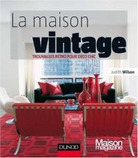 La Maison Vintage : Trouvailles retro pour déco chic