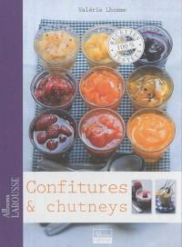 Confitures & chutneys
