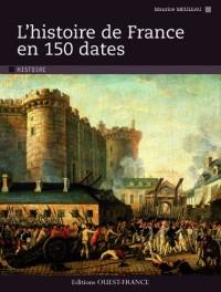 Histoire de France en 150 dates