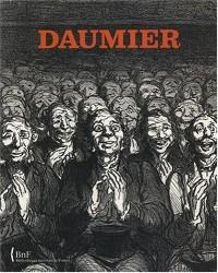 Daumier : L'écriture du lithographe