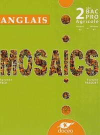 Bac Pro Agricole - Seconde - Mosaics - Module Eg2 - Manuel
