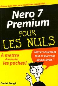 Nero 7 Premium Pour les Nuls