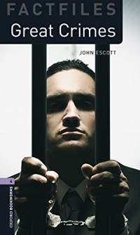 Oxford Bookworms Library Factfiles: Level 4:: Great Crimes Audio Pack