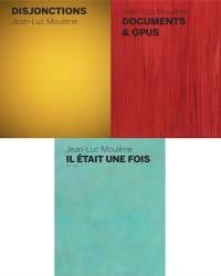 Jean-Luc Moulène : Coffret 3 volumes