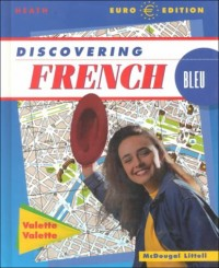 Discovering French-Bleu: Level 1
