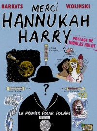 Merci Hannukah Harry