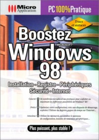 Boostez Microsoft Windows 98