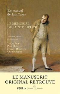 Mémorial de Sainte-Hélène. Le manuscrit retrouvé