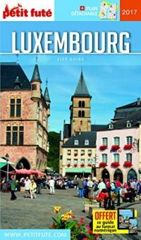 Petit Futé Luxembourg (1Plan détachable)