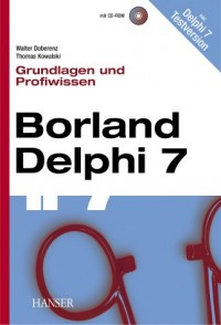 Borland Delphi 7.