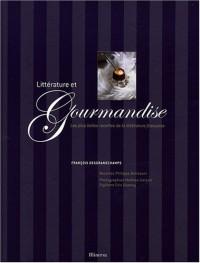 Littérature et gourmandise : Les plus belles recettes de la littérature française
