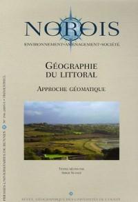 Norois, N° 196, 2005 : Géographie du littoral : Approche géomatique