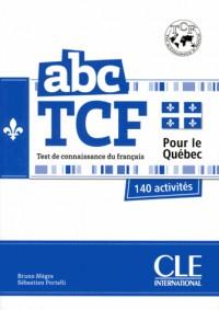Tcf + Livret + CD Audio pour le Quebec