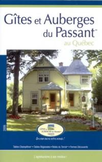 Gîtes et Auberges du Passant au Québec