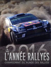 L'année Rallye : Championnat du monde des rallyes