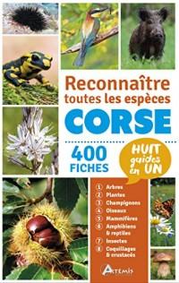 Reconnaitre toutes les espèces de Corse