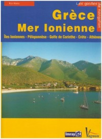 Grece Mer Ionienne Guide Imray