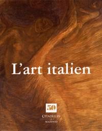 L'art italien : Coffret 2 tomes