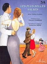 Les plus belles valses Volume 3A