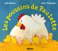 Les poussins de Paulette