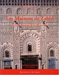Les Maisons de Zabîd : Eclat et douceur de la décoration