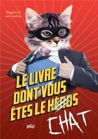 Le livre dont vous êtes le chat