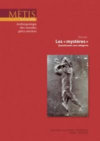 Les  Mysteres  : Questionner une Categorie