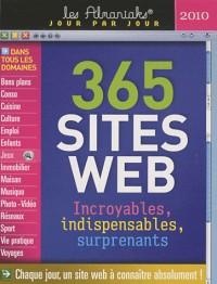 365 Sites Web a Découvrir en 2010